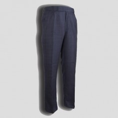 Grey Full Pant Woollen