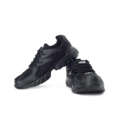 Sparx Black Lace School Shoes