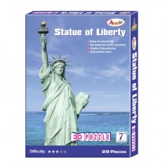 Annie Statue of Liberty