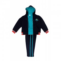 BBPS Blue Winter Track Suit Set 2019