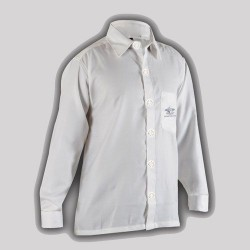 BBPS Full Sleeve White Shirt