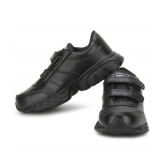 Sparx Black Velcro Shoes