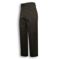Grey Full Pant Non Elastic