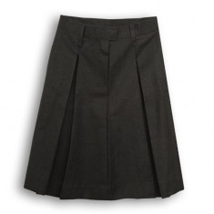Grey Divided Skirt