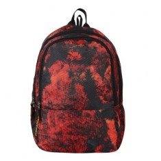 Dussle Dorf Polyester 25 Liters Laptop Backpack (Red)