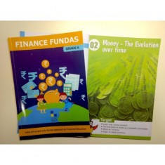 Finance Fundas Story Book Grade 6