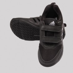 Adidas Black Velcro Shoes