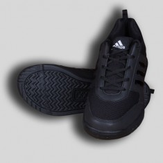 Adidas Black Laces Shoe