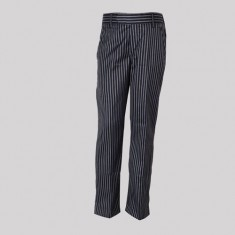 Full Pant Elastic Black