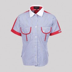 GDG SHIRT H/S (F) _STRIPE