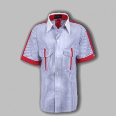 GDG SHIRT H/S (M) III TO V _STRIPE