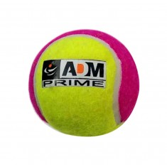 ADM Multi-Colour Cricket/Tennis Ball T20, Pack of 6