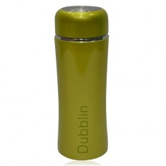 Dubblin Micky Yellow Classy Thermos Water Bottle,260 ml,Pack of 1,Hot/Cold