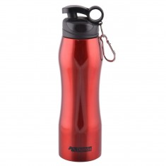 Dubblin Handy Stainless Steel Bottle- 750 ml Red