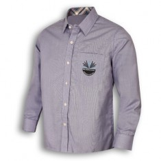 Sky Chambray Full Sleeve Shirt