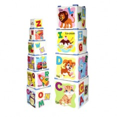Alphabet Tower