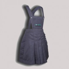 Grey BIB Skirts