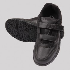 Lotto Black Velcro Shoe