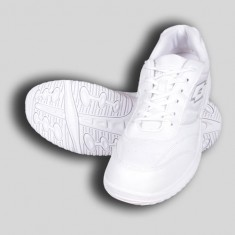 Lotto White Laces Shoe