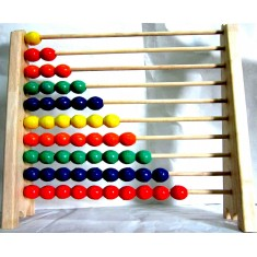 Abacus 1-10 Medium