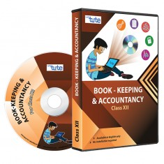 Letstute Book - Keeping & Accountancy For Class XII (DVD)