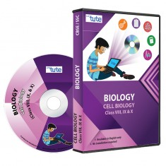 Letstute Complete Cell Biology For Class VIII, IX & X (DVD)