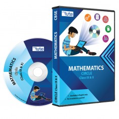 Letstute Circles For Class IX and X (DVD)
