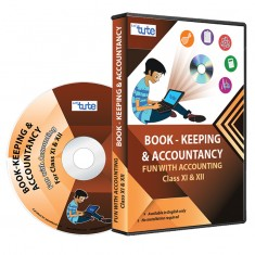 Letstute Fun with Accounting For Class XI and XII (DVD)