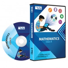 Letstute Math For Class X  (CBSE) (DVD)