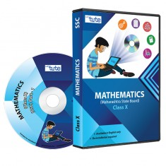 Letstute Math For Class X -Part 1 (SSC) (DVD)