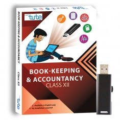 Letstute Book - Keeping & Accountancy For Class XII (Pen Drive)