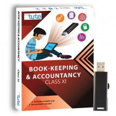 Letstute Book-Keeping & Accountancy For Class XI (Pen Drive)