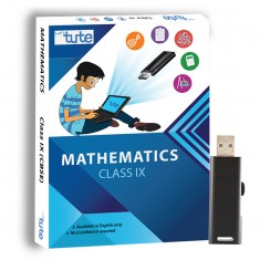 Letstute Math For Class IX (CBSE) (Pen Drive)