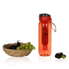 Livsmart Plastic Fruit Infuser Bottle