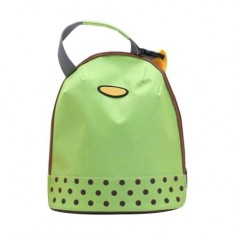 Lunch Bag(Portable Cooler Tote Insulated-Green)