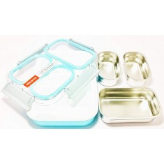 Livsmart Stainless Steel Lunch Box