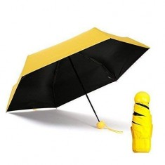 Umbrella(Capsule Umbrella-Yellow)