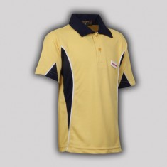 MAX T/SHIRT SPT YELLOW