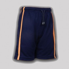 MAX TRACK SHORTS SPT NAVYBLUE-ORANGE