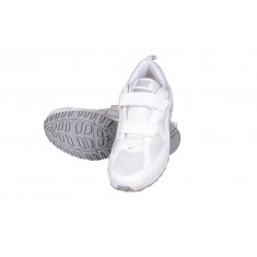 Nike White Velcro Shoe