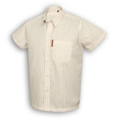 SHIRT WHITE H/S BOYS