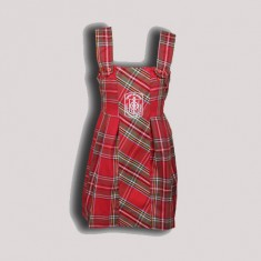 Red Check Tunic