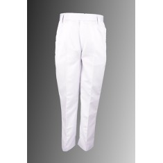 HOUSE WHITE FULL PANT