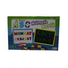 Ekta Abc Numero Board Magnetic