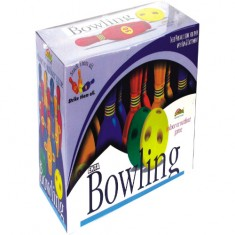 Ekta Bowling Set (Medium)6 Pins