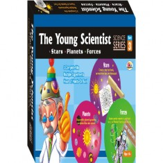Ekta The Young Scientist-3(stars, planets & forces)