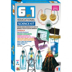 Ekta 6 in 1 educational science kit