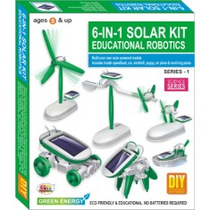 Ekta 6in1 Solar Kit Robotics Series-1 DIY Kit