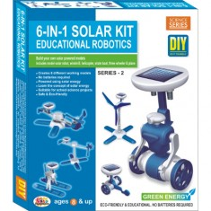 Ekta 6in1 Solar Kit Robotics Series-2 DIY Kit