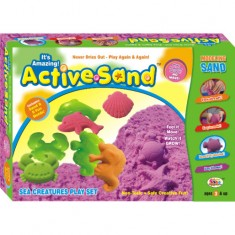 Ekta Active Sand Sea Creatures Play Set